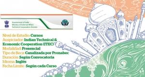 Becas de la India ITEC 2016 - 2017