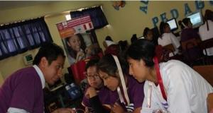 Celebraciones por el día mundial de las niñas con las TIC - Inictel UNI